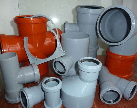 ПВХ канализационные