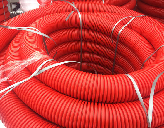 ПНД и ПВД для защиты кабеля