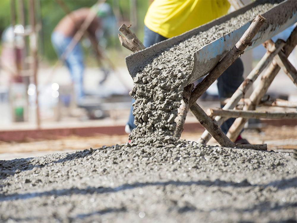 бетон купить недорого в спб